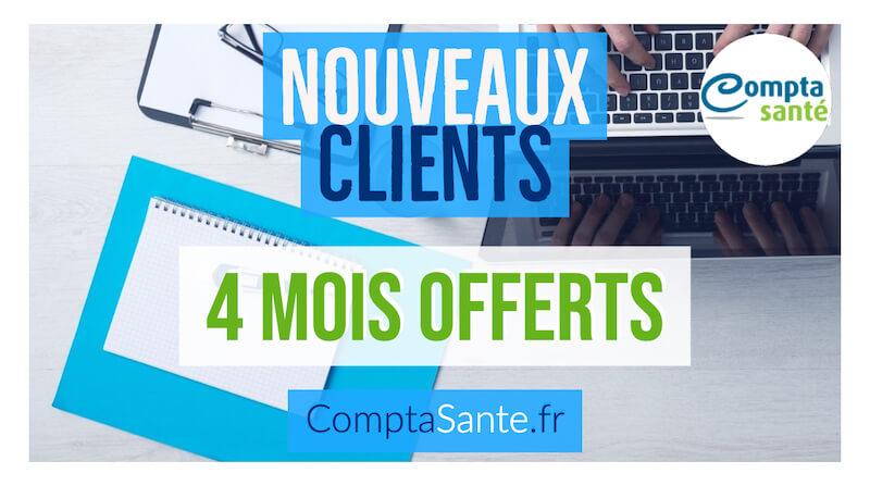 Nouveaux Clients 4 mois offerts